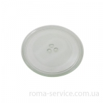 Тарелка TRAY GLASS DIA 284MM 770G 5T NEG LGECW PN 3390W1G010A