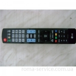 ПУЛЬТ ДУ Remote Controller Assembly LCD S-Con, LD650-LD550-LE5300 PN AKB72914209