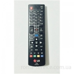 Пульт Remote Controller Assembly LB65,L-con (14Y), CIS, Web OS, Black, 3D, SMART PN AKB73975761