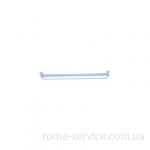 Профиль полки SHELF TRIM REAR (477x55MM) POLAR WHITE PN C00119041