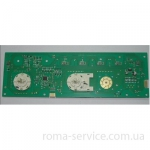 Плата индикации CONTROL LED INDESIT BASIC 2 KNOBS PN C00283373